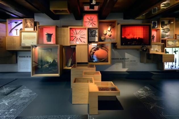 Brand brand brand Stedelijk Museum Coevorden