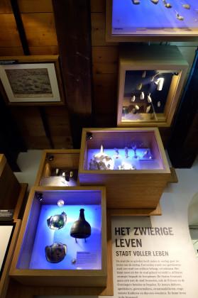 Drankflessen Stedelijk Museum Coevorden