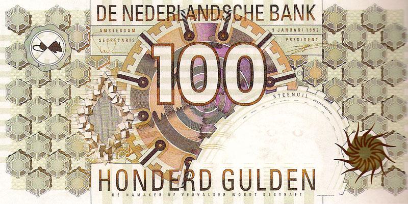 100 gulden
