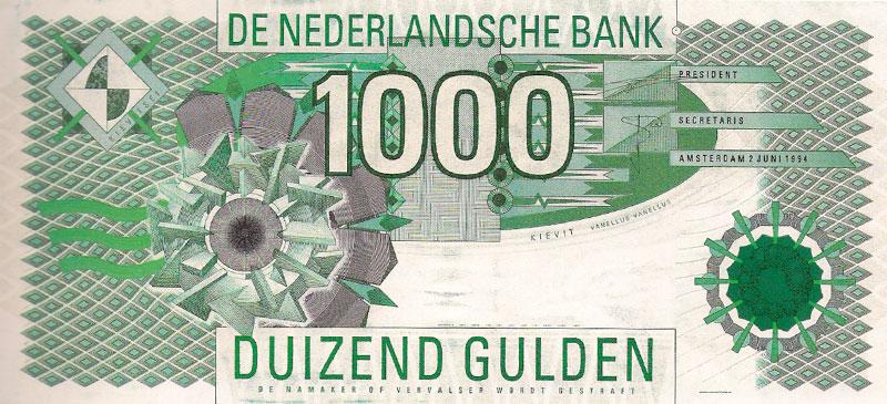 1000 gulden