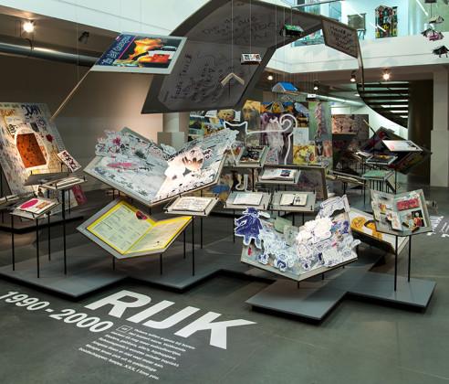 Grow Up! tentoonstelling_Onderwijsmuseum