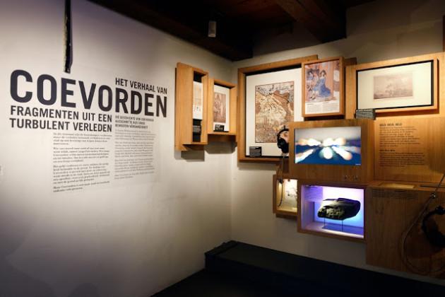 Introductie Stedelijk Museum Coevorden