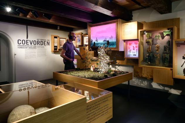 Kasteel Stedelijk Museum Coevorden