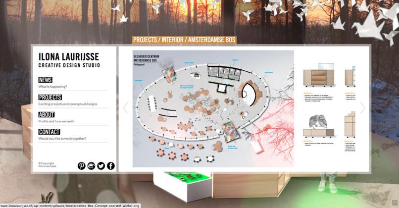 Project Ilona Laurijsse Web Design