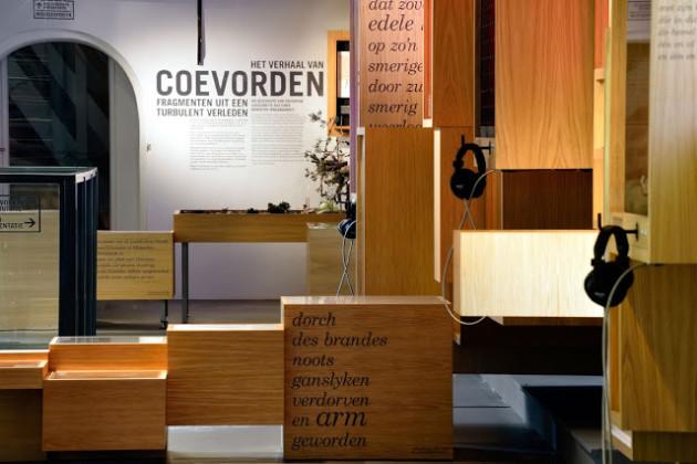 Teksten Stedelijk Museum Coevorden