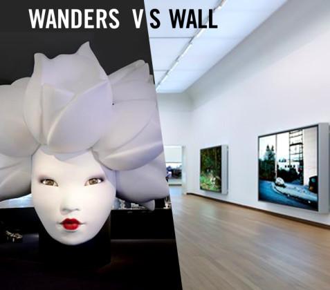 WANDERS VS WALL